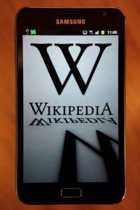 7. Doce de sus ediciones tienen más de un millón de artículos (En inglés, español, alemán, entre otros). Foto:Getty Images