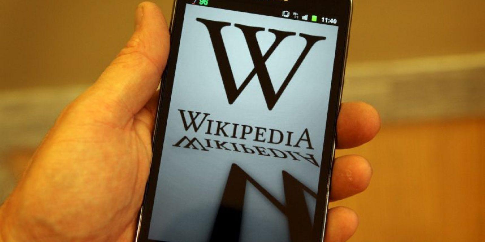 9. La Fundación Wikimedia, creada en 2003 y con sede en la ciudad estadounidense de San Francisco, es la que dirige y gestiona Wikipedia. Foto:Getty Images