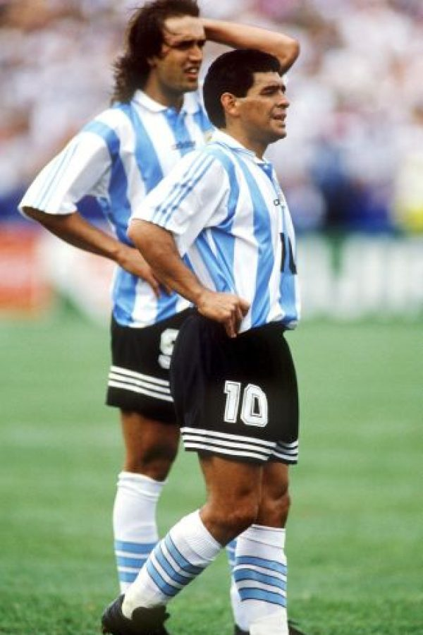 Diego Armando Maradona Foto: Getty Images