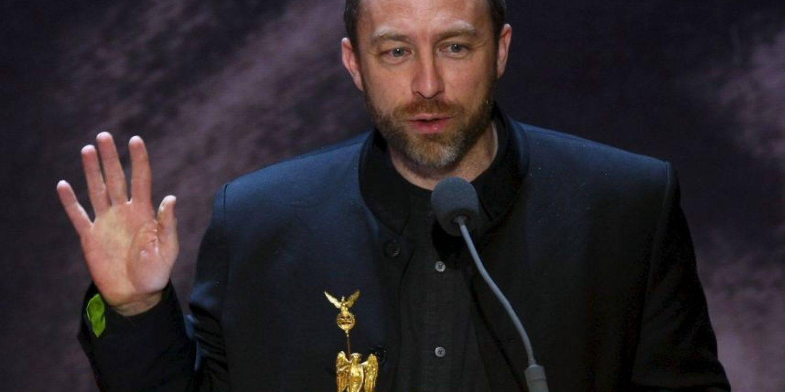 5. Fue fundada por Jimmy Wales en el año 2001 Foto:Getty Images