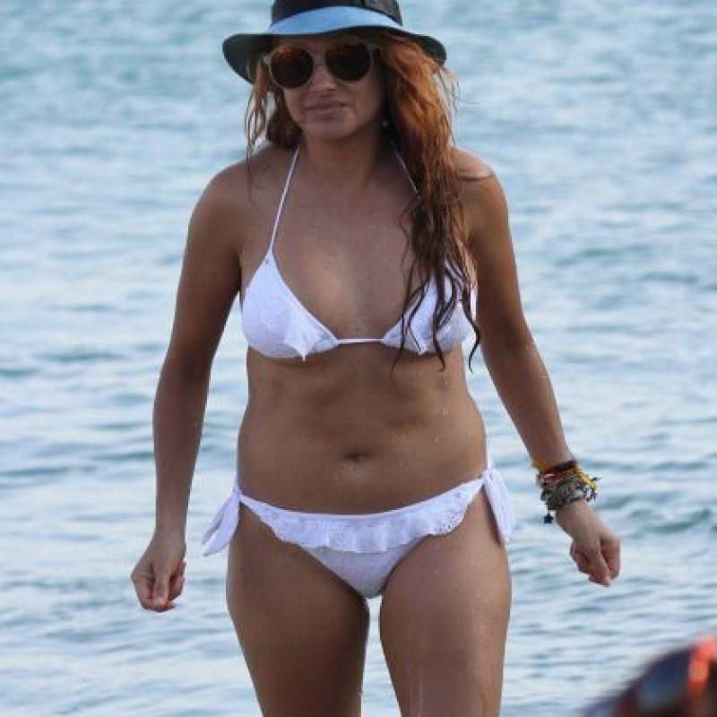 Sus fotos en bikini que no le han favorecido Foto:Grosby Group