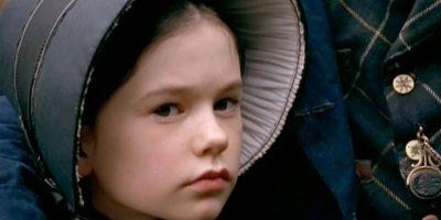 """14. Anna Paquin comenzó en """"El Piano"""". Por este ganó su único Oscar en 1993, a los 11 años. Foto:vía Ciby 2000"""