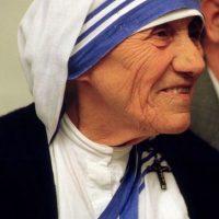 4. Madre Teresa Foto:Wikimedia