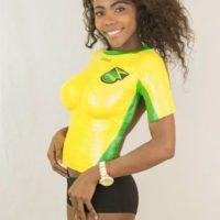 Jamaica Foto:Vía instagram.com/pintatucuerpo