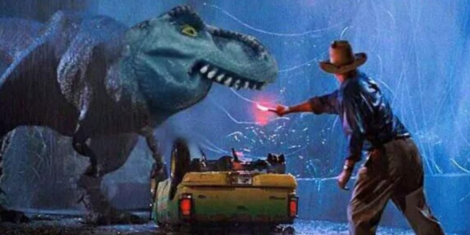 """En la versión en castellano, este dinosaurio """"habla"""" con """"f"""". Foto:vía Twitter/ @firanofaurio"""