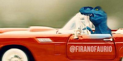 """La cuenta colombiana """"Firanofaurio Fex"""" es una de las más conocidas Foto:vía Twitter/ @firanofaurio"""