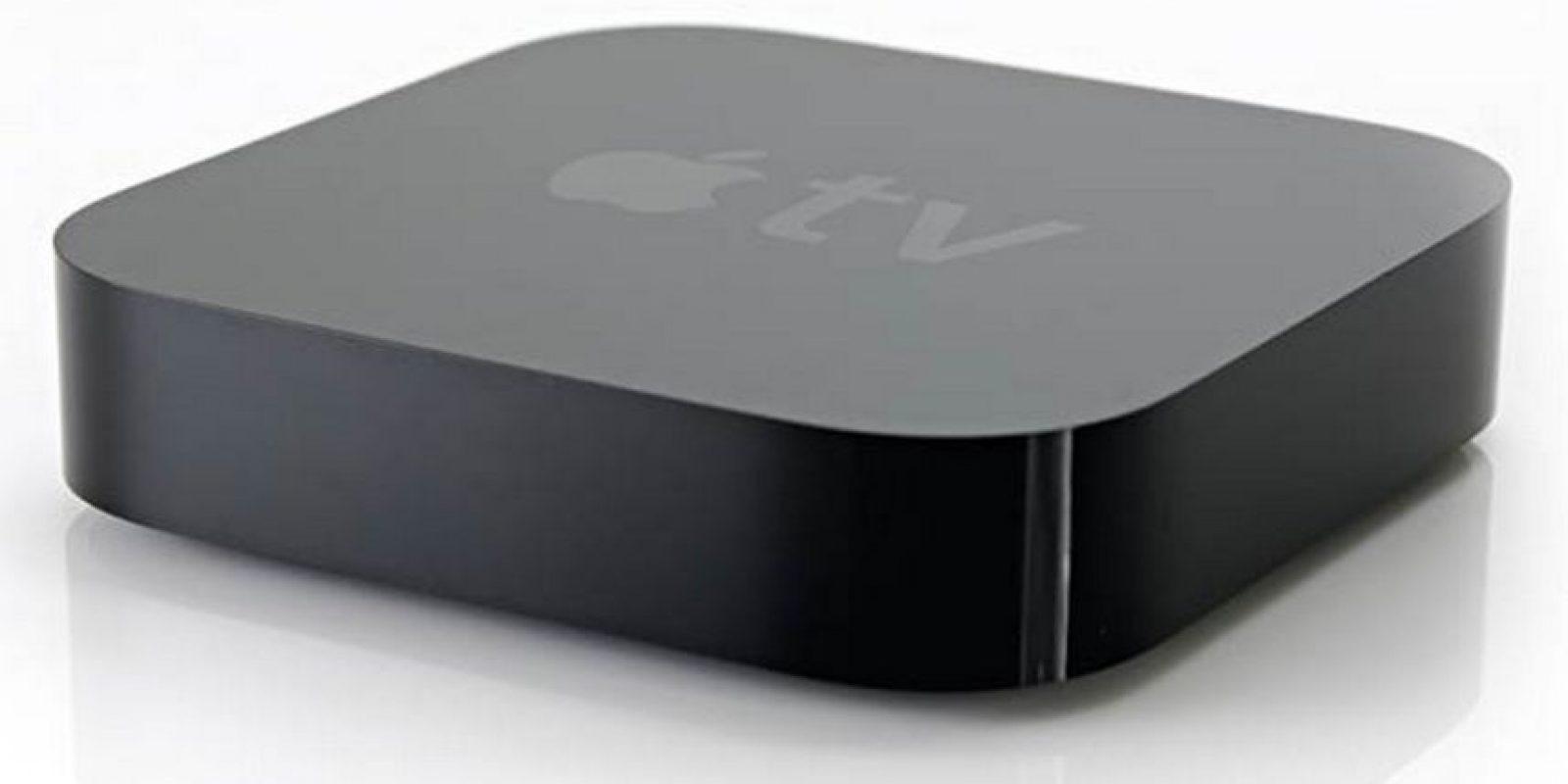 Televisión de paga. Existen varias opciones de entretenimiento en la TV, entre las más populares se encuentran Apple TV, Netflix, Hulu o Amazon Instant. Foto:Apple