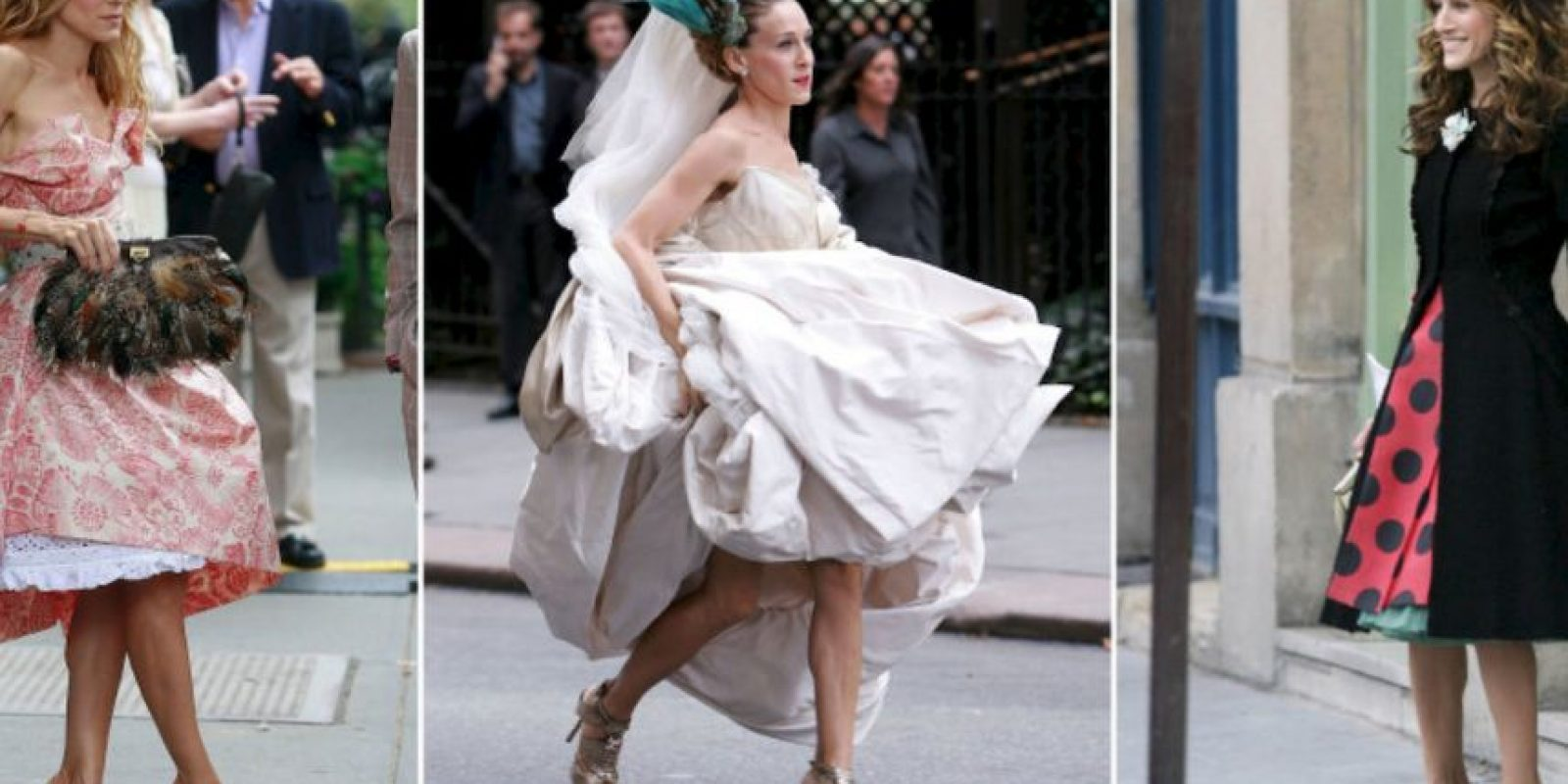 Ella puso a Manolo Blanhik en la cultura pop. Gastaba hasta 500 dólares en zapatos. Foto:vía HBO