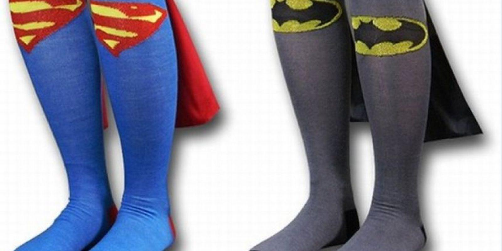 Medias de superhéroe. Foto:Know Your Meme
