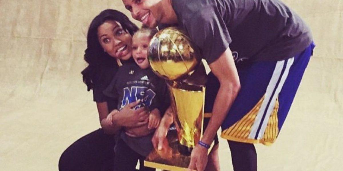 FOTOS: Ella fue la verdadera estrella en la final de la NBA