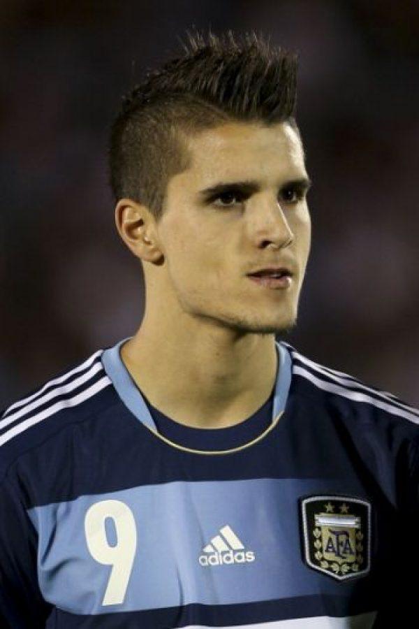 Con 23 años, este joven argentino atrae las miradas de las chicas. Foto:Getty Images
