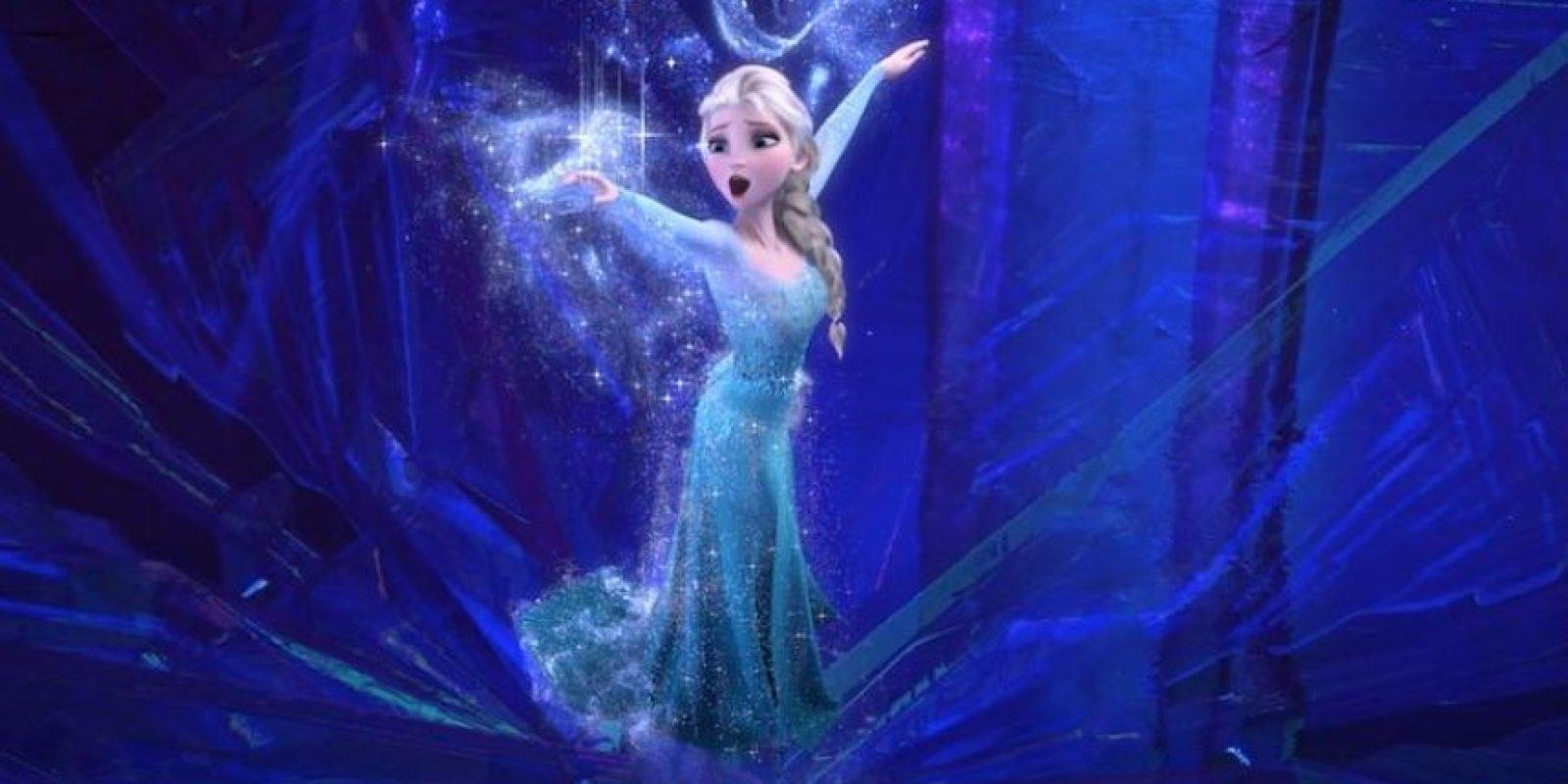 """La película de """"Frozen"""" ha sido una las cintas animadas más taquillera de la historia. Foto:vía facebook.com/DisneyFrozen"""