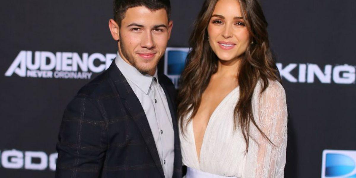 Nick Jonas y Olivia Culpo terminaron su noviazgo
