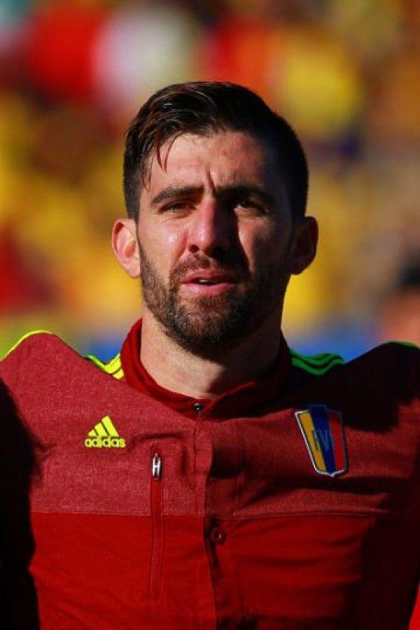 4. Alain Baroja (Venezuela) Foto:Getty Images