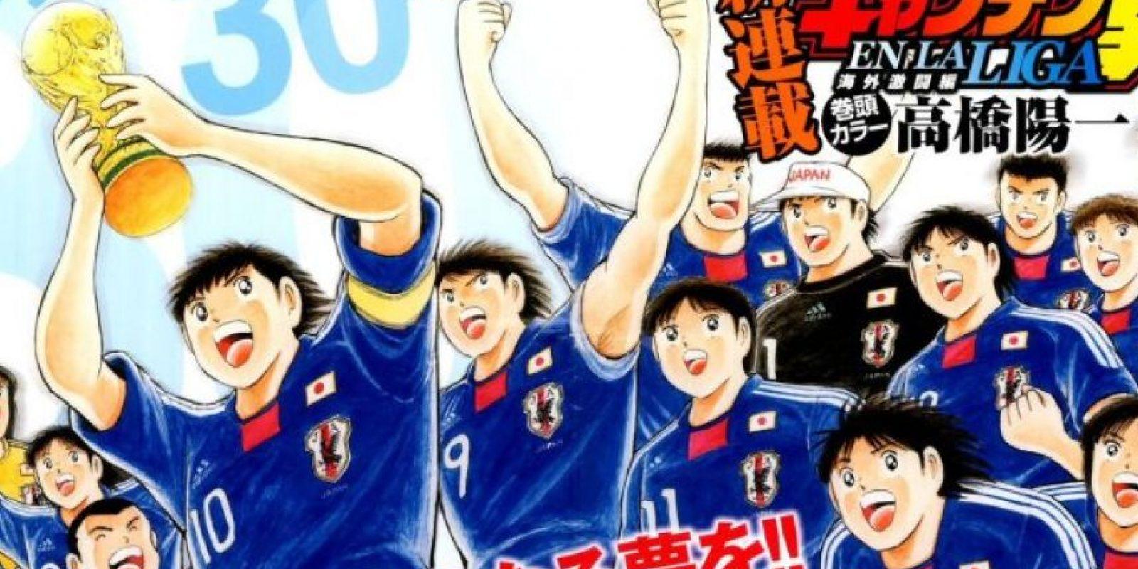Este manga solo tiene dos tomos y está publicado desde 2013. Foto:vía Shueisha