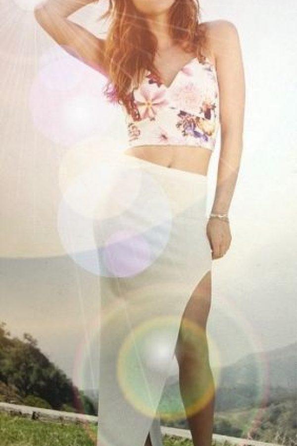 Actualmente tiene 17 años y también ha incursionado en el mundo de la moda. Foto:vía instagram.com/bellathorne