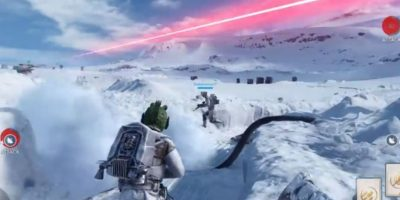"""Star Wars: Battlefront"" disponible el 19 de noviembre para PS4, Xbox One y PC. Foto: Electronic Arts"