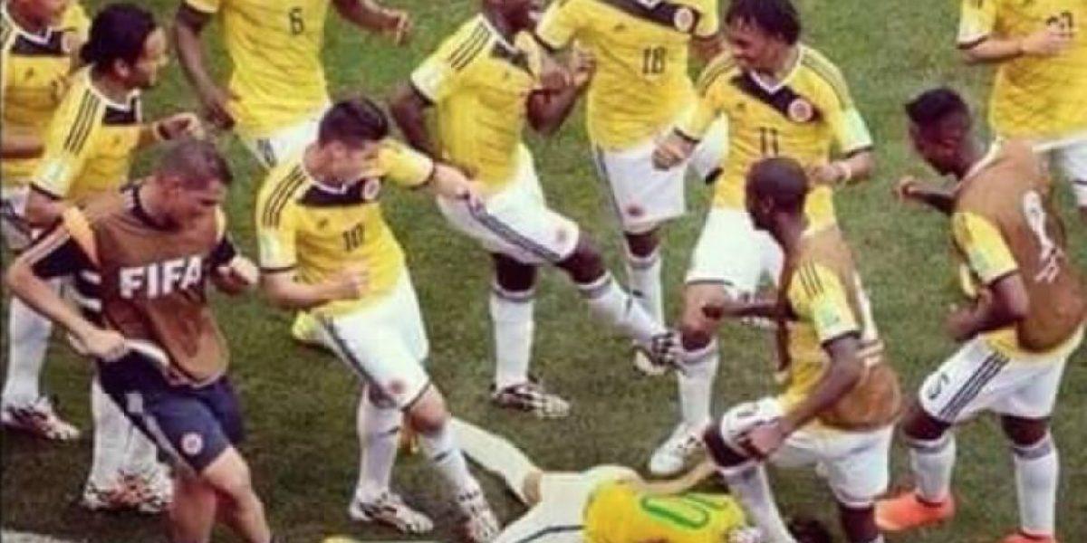 Burlas, memes, chistes y humor por la victoria de Colombia