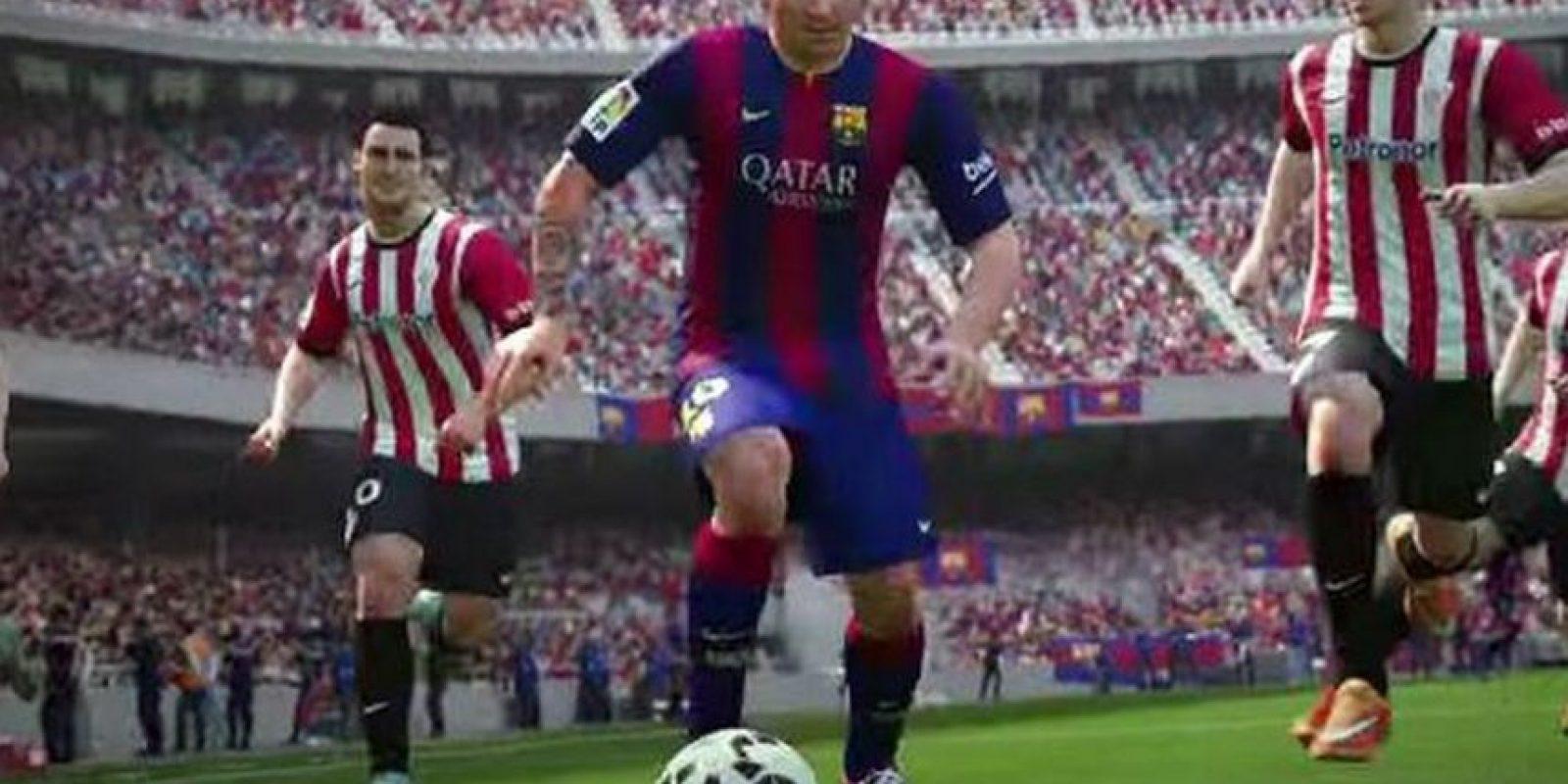 En total hay 25 cambios de movilidad y rastreo de jugadores habilidosos para poder cerrar espacios y cambiar rápidamente de dirección para no perder al rival. Foto:EA Sports