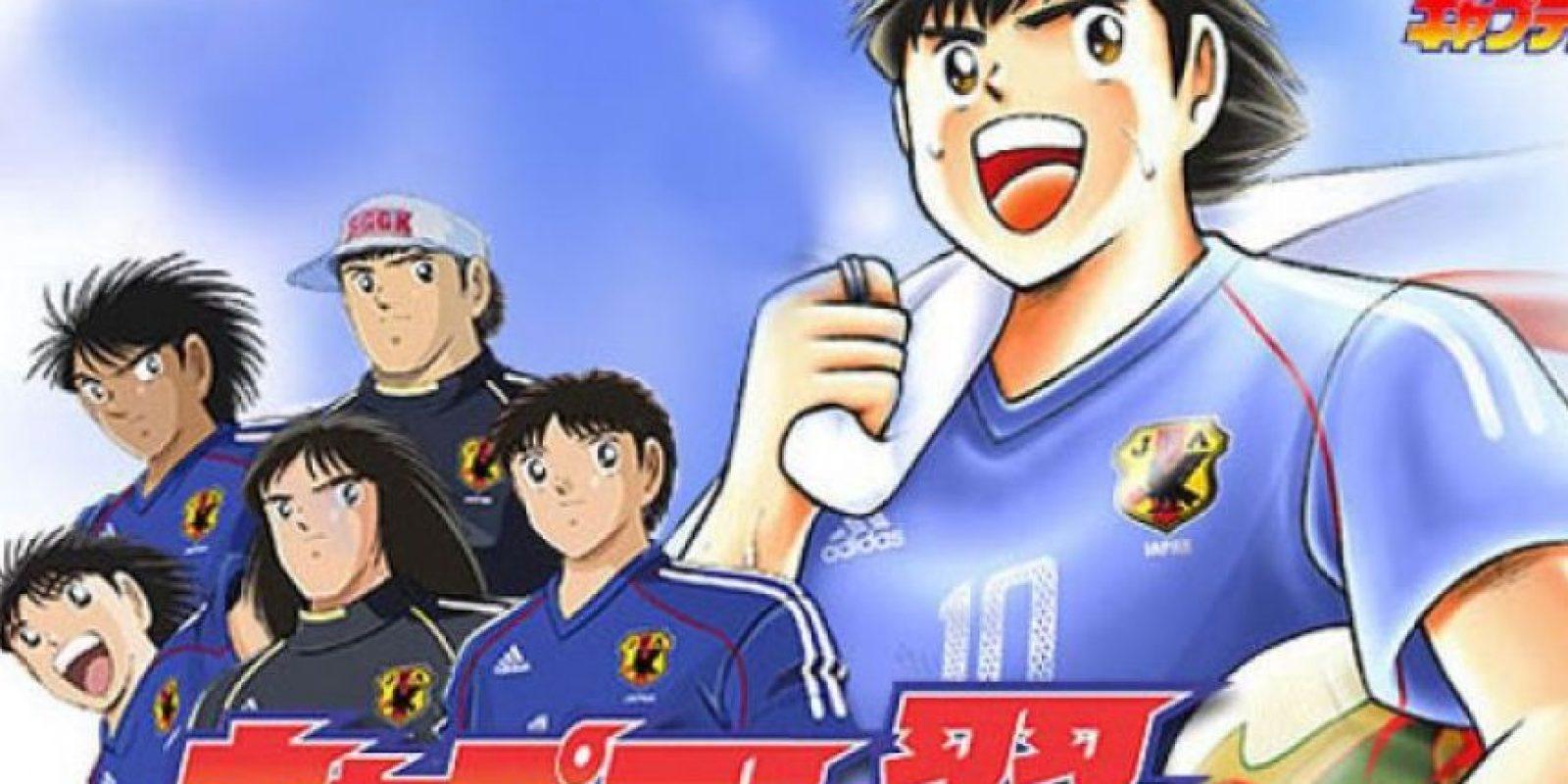 La última serie que se pudo ver en Latinoamérica fue cuando la sub-20 participó en el Mundial. Foto:vía Shueisha