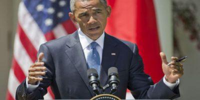 El presidente lamentó que en un país desarrollado se viva ese nivel de violencia. Foto:AP