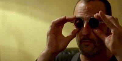 """Jean Reno era """"León"""", asesino profesional. Foto:vía Gaumont"""