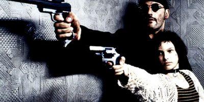 """¿Se acuerdan de """"El Perfecto Asesino""""? En esta película, una huérfana de 12 años se convierte en amiga y amor platónico de un asesino profesional. Quiere aprender de él para vengar a su hermano, asesinado por protagonistas corruptos. Foto:vía Gaumont"""