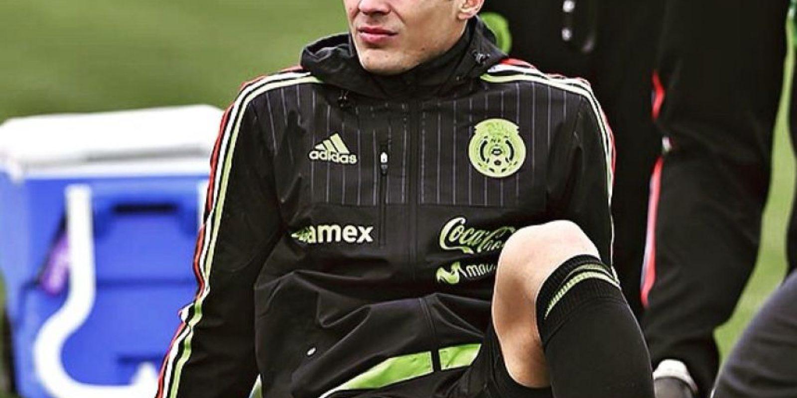 Güémez tiene 23 años y se desempeña como mediocampista. Foto:Vía instagram.com/guemezjavieroficial