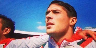 Es parte del cuadro titular de Miguel Herrera en Chile 2015, por lo que las aficionadas podrán verlo en la cancha. Foto:Vía instagram.com/guemezjavieroficial