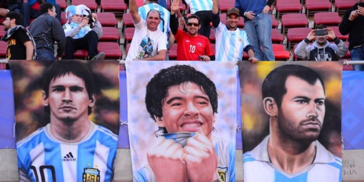 COPA AMÉRICA: Hinchas argentinos dedican canción a Chile por las Islas Malvinas