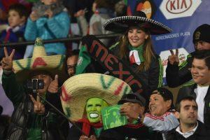 El siempre color mexicano Foto:AFPAFP