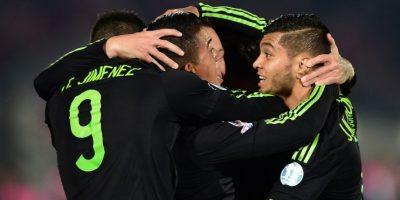 Empataron con Chile y Bolivia Foto:AFP