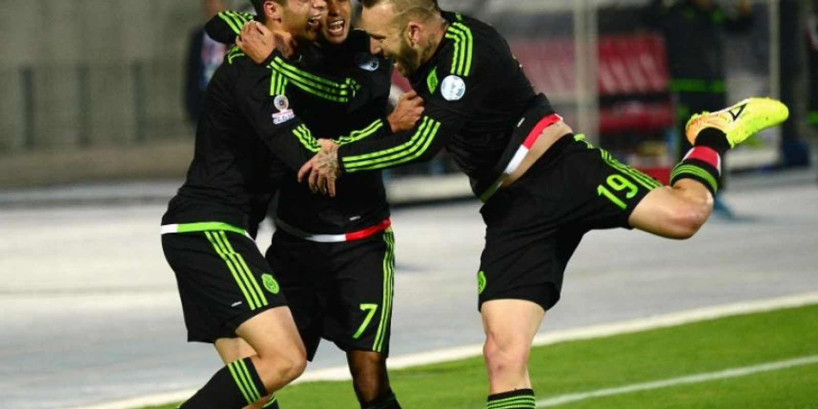 Necesitan vencer a Ecuador para asegurar su boleto a cuartos de final Foto:AFP