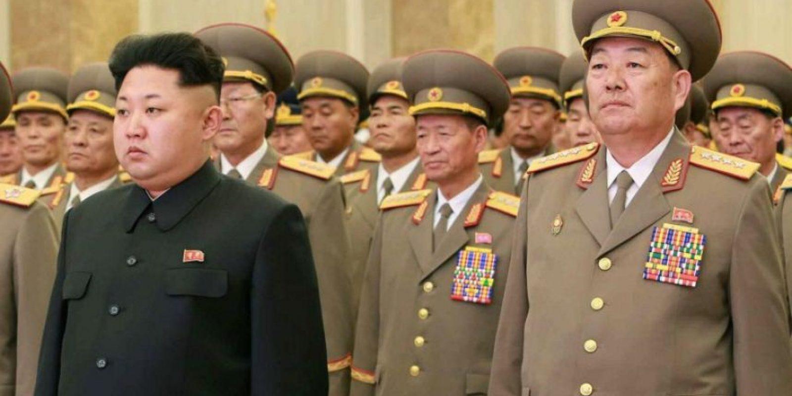 Una de ellas, fue que mandó matar al ministro de Defensa por quedarse en un evento oficial. Foto:AFP