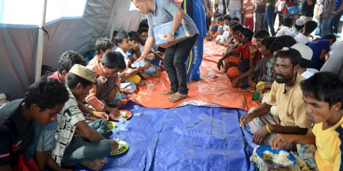INFOGRAFÍA: Empeora la crisis mundial de refugiados