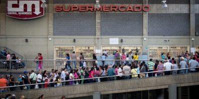 Venezuela: El caso extremo y trágico de la caída de los precios del petróleo. Foto:AFP
