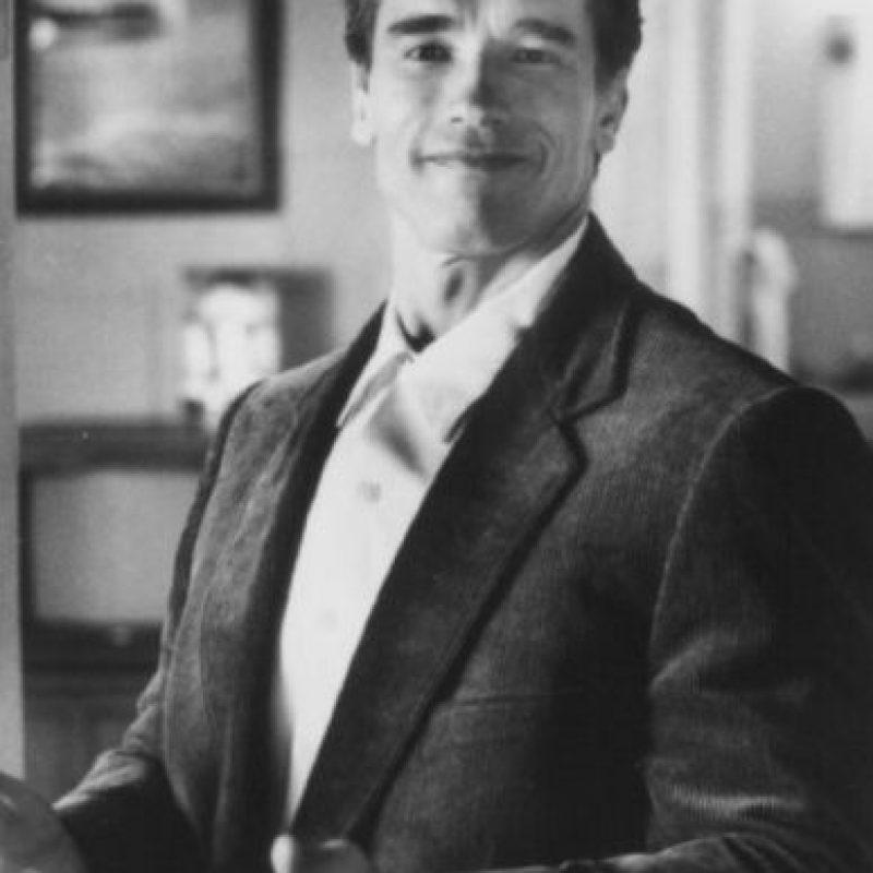 Así lucía Arnold en su juventud. Foto:IMDB