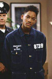 Aquí Will Smith en los 90 Foto:IMDB