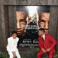 """Sus gestos, su talento, carisma y hasta el cabello, el hijo del """"Príncipe del rap"""" parece su pequeño clon Foto:Getty Images"""