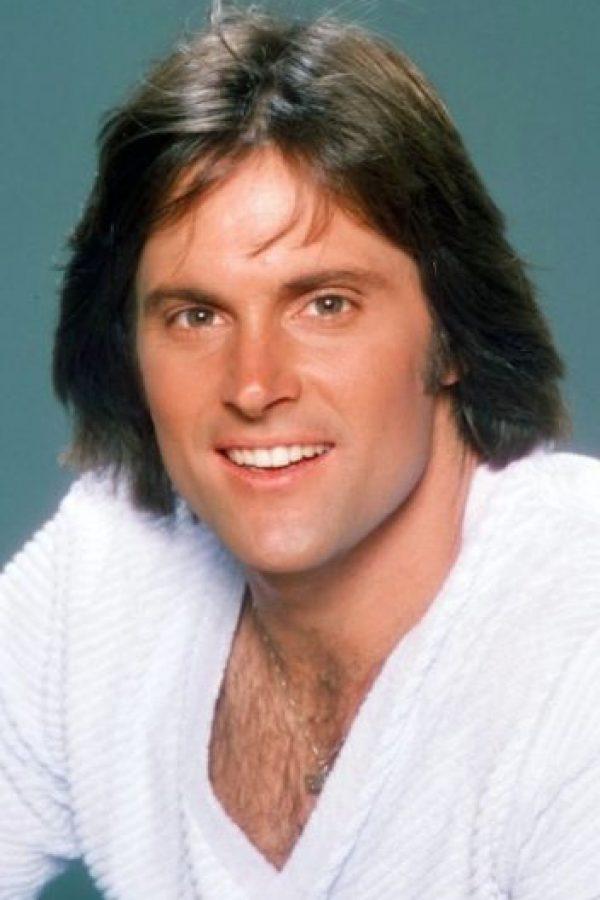 Aquí Bruce en su juventud. Foto:Getty Images