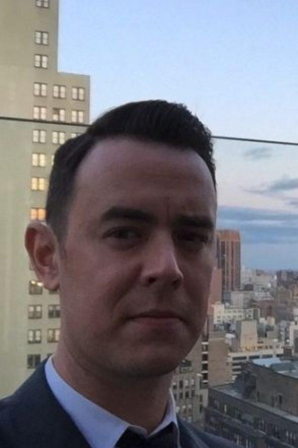 No, no se confundan, este es Colin Hanks… Foto:vía instagram.com/colinhanks