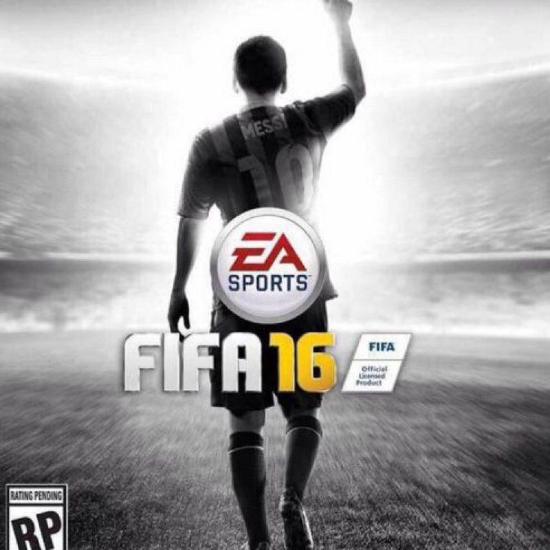 Aunque Messi es la estrella principal, algunas regiones y países pueden votar para decidir qué futbolista tendrá su propia portada oficial del juego. Foto:EA Sports