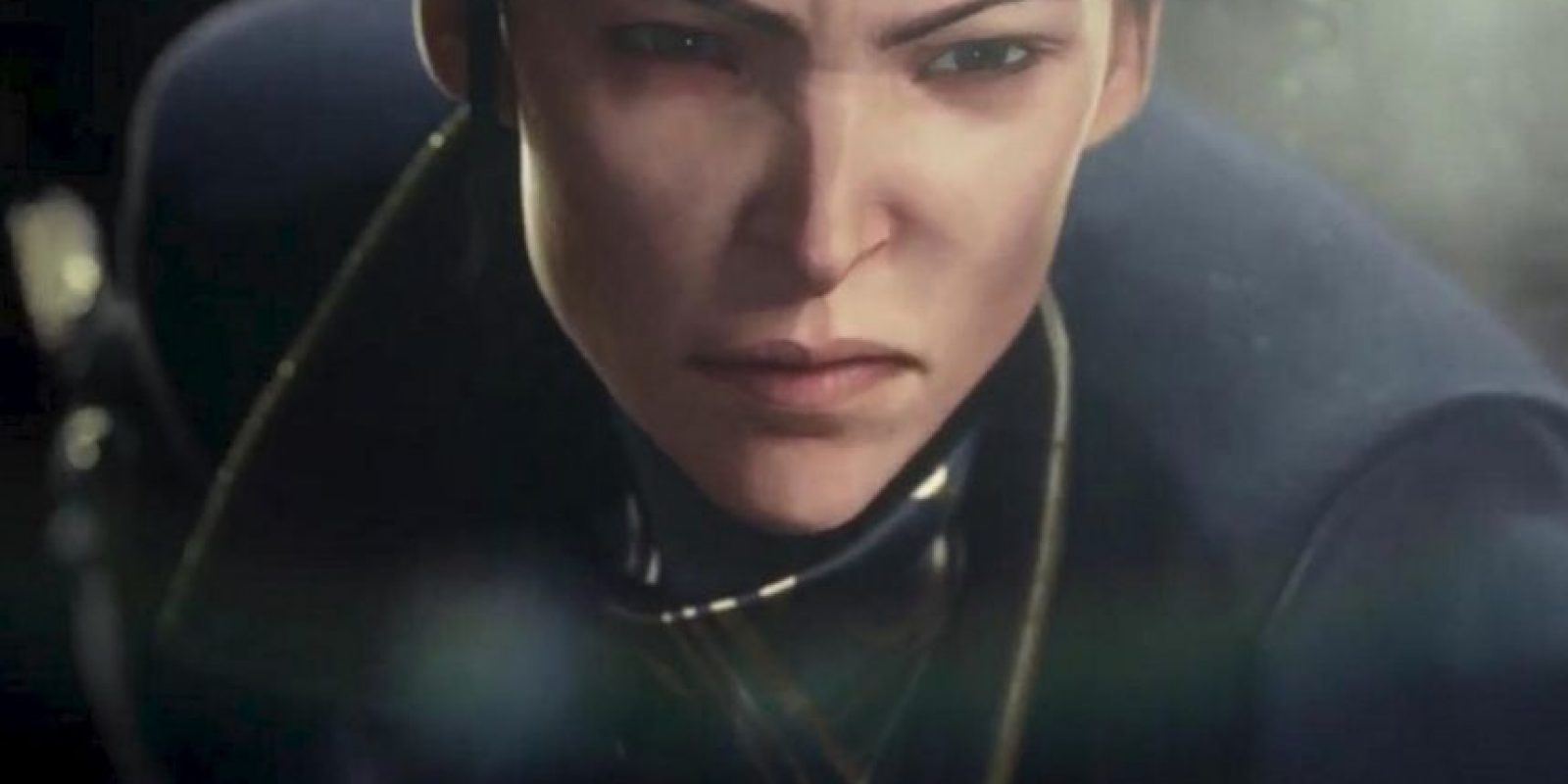 """Es la huérfana a la que """"Corvo"""" rescata en el primer juego de esta saga de sigilo y acción. Foto:Bethesda"""