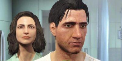 "Mujer en ""Fallout 4"" Foto:Bethesda"