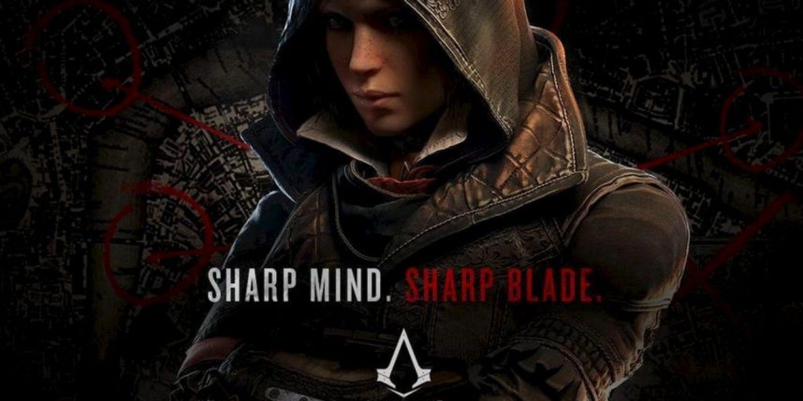 """Evie Frye"" de ""Assassin's Creed Syndicate"". Foto:Ubisoft"