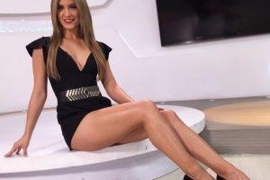 Laura Tobón es sin duda una de las presentadoras más lindas de Colombia. Foto:Instagram