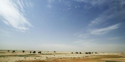 Se ubicará en el desierto de Baker. Foto:Getty Images
