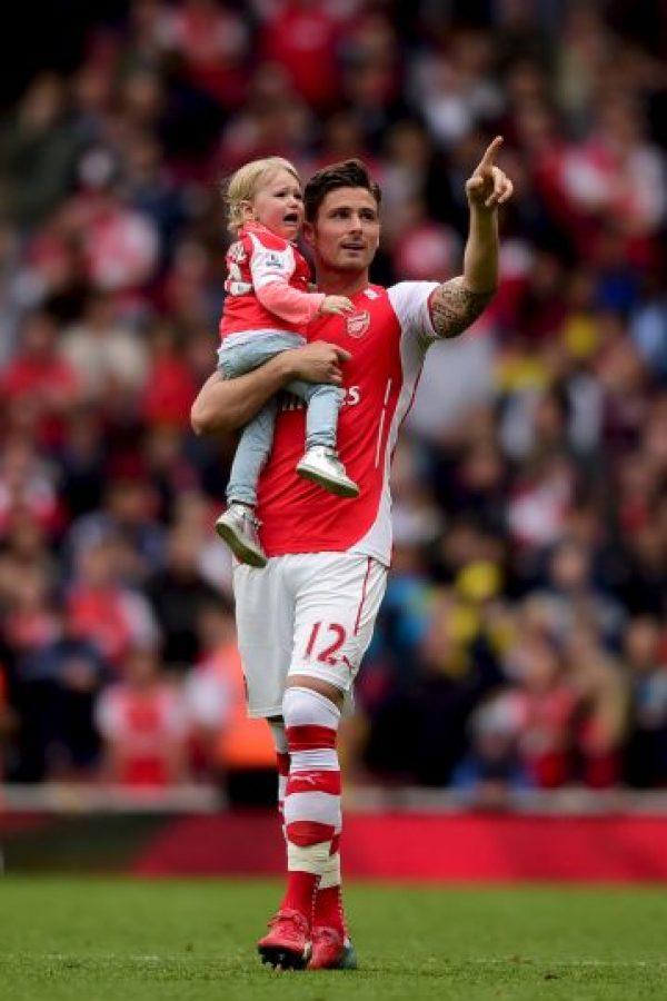 "Su hija Jade es ""el amor de su vida"" y el de su esposa Jen. Foto:Getty Images"