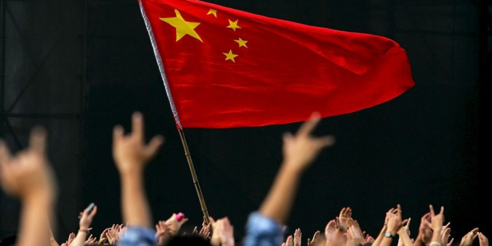 10. China Foto: Getty Images