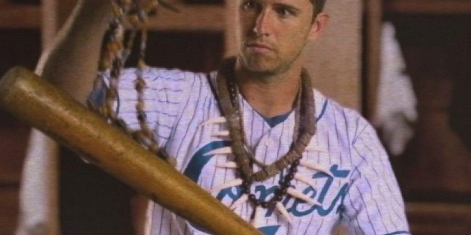 El catcher de los Gigantes de San Francisco, campeones vigentes de las Grandes Ligas, es un guapo norteamericano de 28 años: Buster Posey. Foto:Vía instagram.com/busterposey